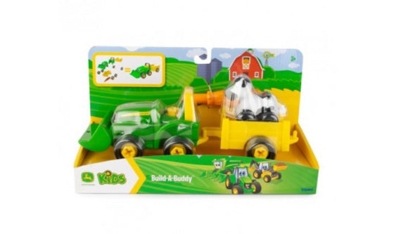 JD BUILD A BUDDY BONNIE SCOOP TRACTOR