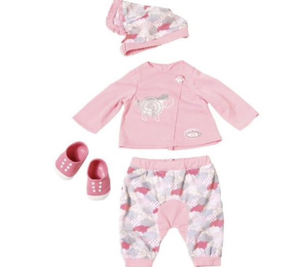 BABY ANNABELL DELUXE COUNTING SHEEP