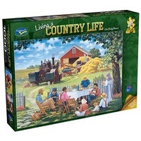 PUZZLE 1000PC COUNTRY LIFE  DAILY BREAD