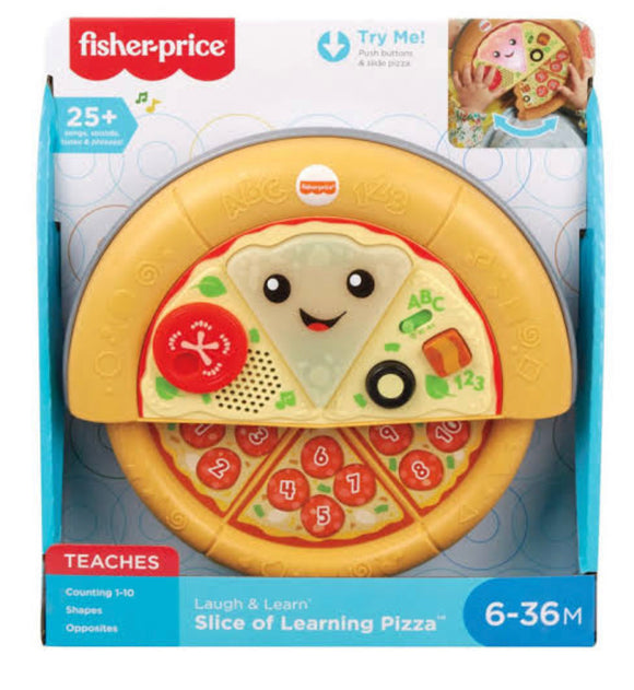 F/P L&L SLICE OF LEARNING PIZZA