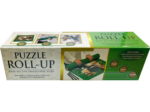 CROWN PUZZLE ROLL UP TO 2000 PC