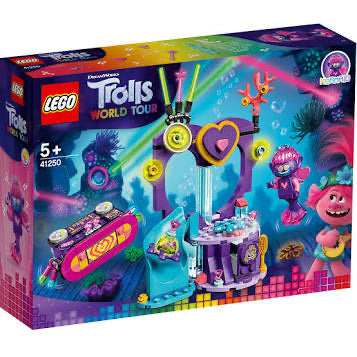LEGO 41250 TROLLS TECHNO REEF DANCE PART