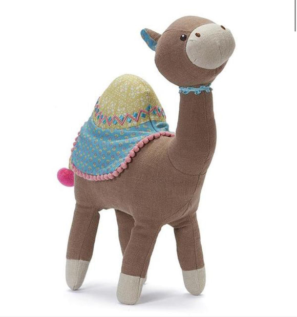 NANA HUCHY PLUSH CARMELO THE CAMEL