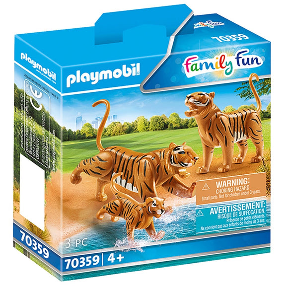 PLAYMOBIL 70359TIGERS AND CUB