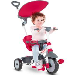 SMART TRIKE FISHERPRICE CHARM PLUS RED