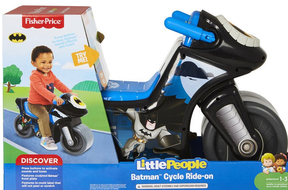 F/P RIDE ON BATMAN CYCLE