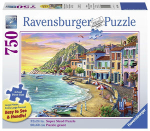 PUZZLE 750PC ROMANTIC SUNSET