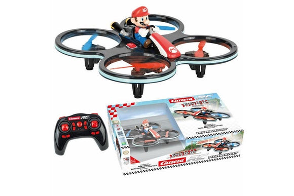 R/C QUADROCOPTER MINI MARIO COPTER