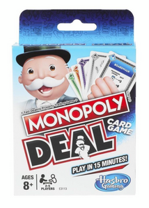 GAME MONOPOLY DEAL CARD GAME