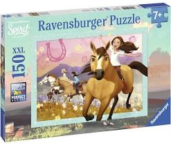 PUZZLE 150PC SPIRIT FREE AND WILD