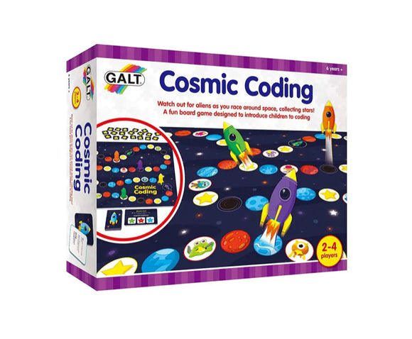 GALT GAME COSMIC CODING