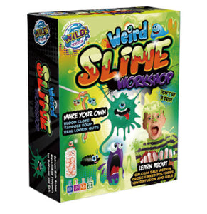 WILD SCIENCE WEIRD SLIME