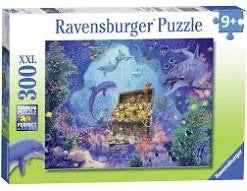 PUZZLE 300PC DEEP SEA TREASURE