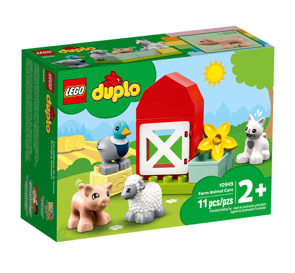 LEGO 10949 DUPLO FARM ANIMAL CARE