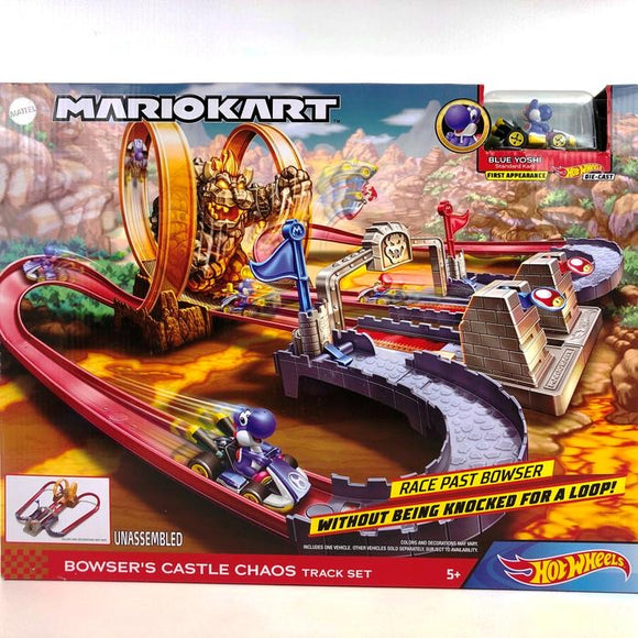H/W MARIO KART BOWERS CASTLE SET