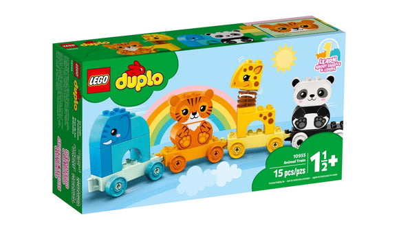 LEGO 10955 DUPLO ANIMAL TRAIN