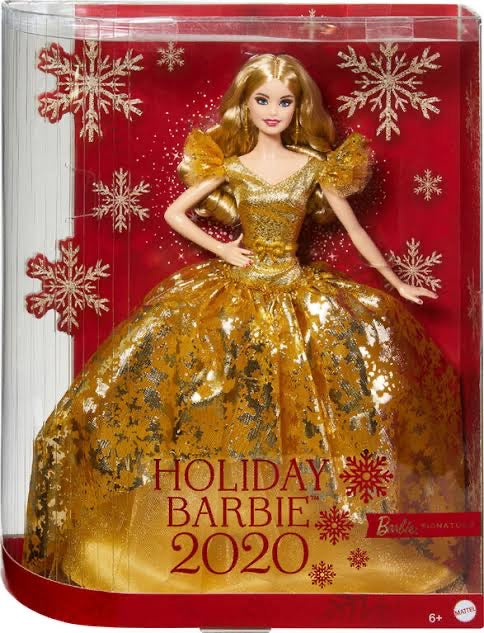 BRB HOLIDAY BARBIE 2020