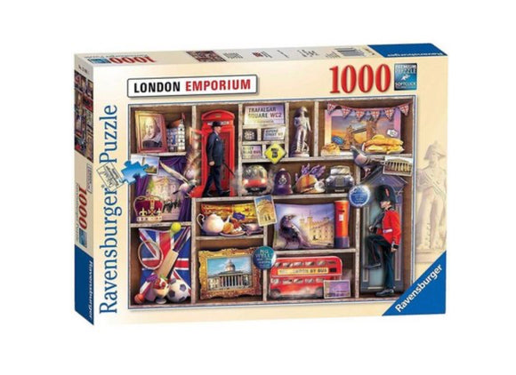 PUZZLE 100PC LONDON EMPORIUM