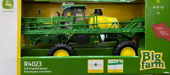JD BIG FARM R4023 SP SPRAYER