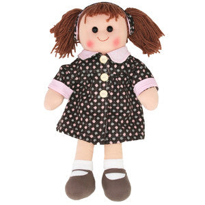 RAGDOLL YD915 ZOE BROWN/PINK WINTER
