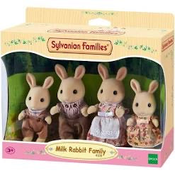 SYL/F MILK RABBIT FAMILY