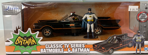 D/C 1:24 1966 CLASSIC TV SER BATMAN