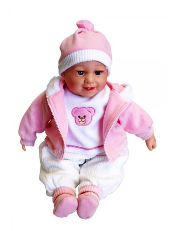 BABY DOLL EMMA PINK JACKET