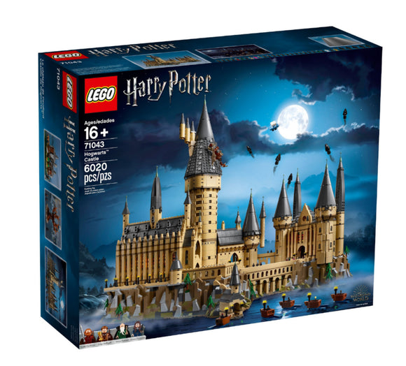 LEGO 71043 HARRY POTTER HOGWARTS CASTLE