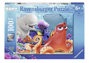 PUZZLE 100PC DISNEY FINDING DORY