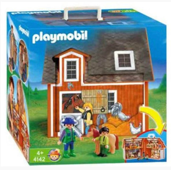 PLAYMOBIL 4142 MY TAKE ALONG FARM
