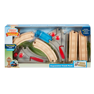 THOMAS WOODEN TURNOUT TRACK PACK