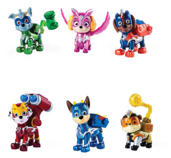 PAW PATROL HERO PUP MIGHTY PUPS SUPERPAW