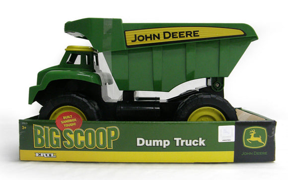 JD BIG SCOOP DUMP TRUCK 15''