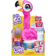 LITTLE LIVE PETS GOTTA GO FLAMINGO