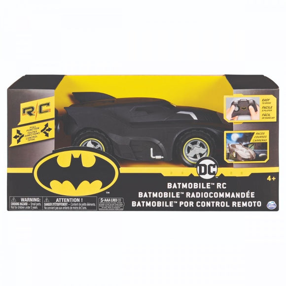 BATMAN R/C BATMOBILE