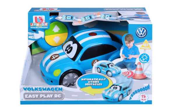 R/C JUNIOR EASY PLAY BEETLE BLUE RACING