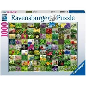 PUZZLE 1000PC 99 HERBS AND SPICES