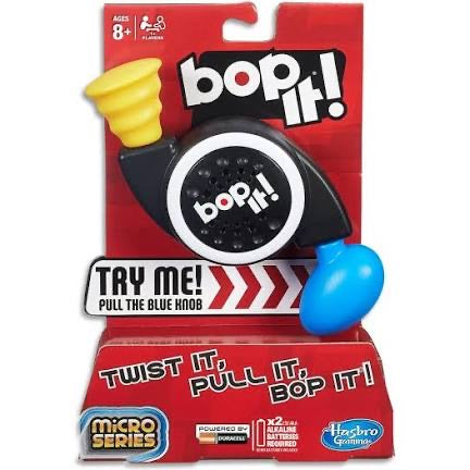 GAME BOP IT MICRO SERIES