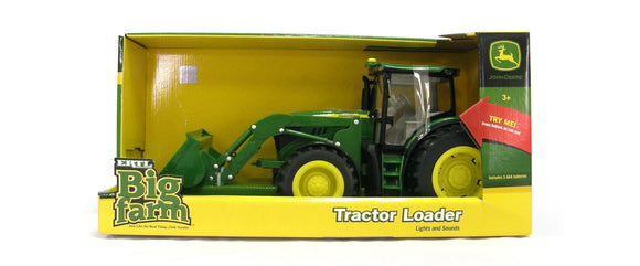 JD BIG FARM TRACTOR 6210R