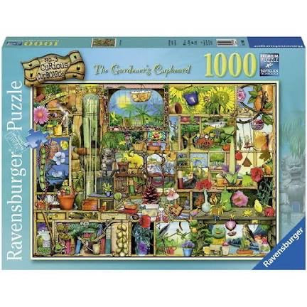 PUZZLE 1000PC THE GARDENERS CUPBOARD