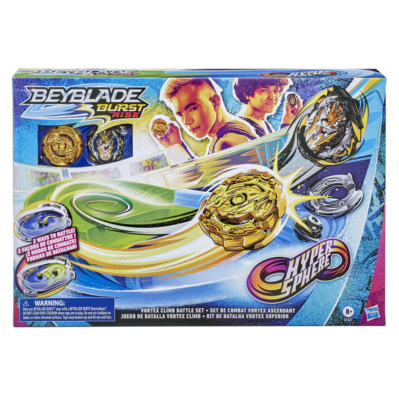 BEYBLADE HYPERSPHERE VORTEX CLIMB SET