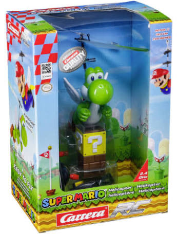 R/C HELICOPTER SUPER MARIO FLYING YOSHI
