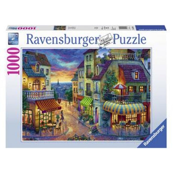 PUZZLE 1000PC AN EVENING IN PARIS