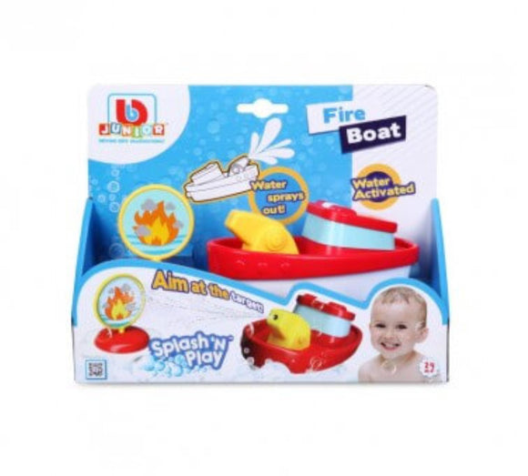 BBJ SPLASH N PLAY FIRE BOAT
