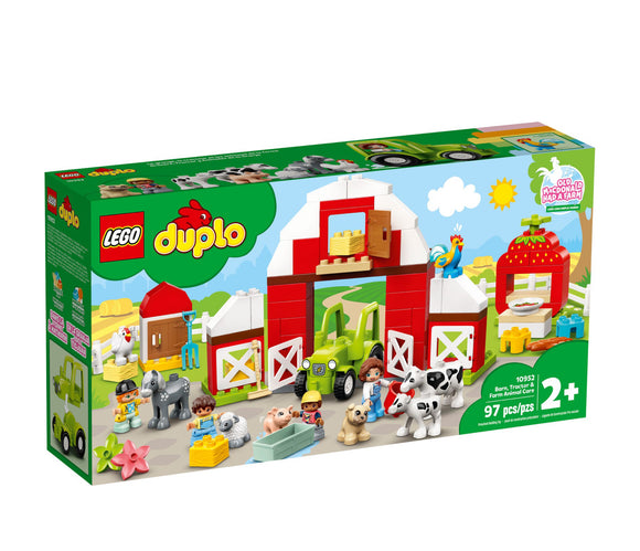 LEGO 10952 DUPLO BARN TRACTOR & ANIMAL