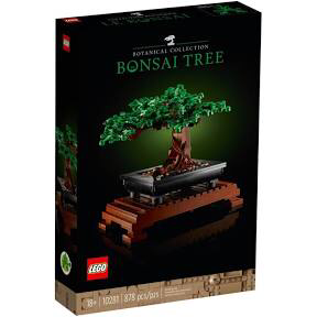 LEGO 10281 EXPERT BONSAI TREE