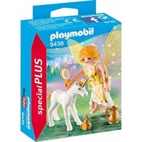 PLAYMOBIL 9438 SUN FAIRY W UNICORN FOAL