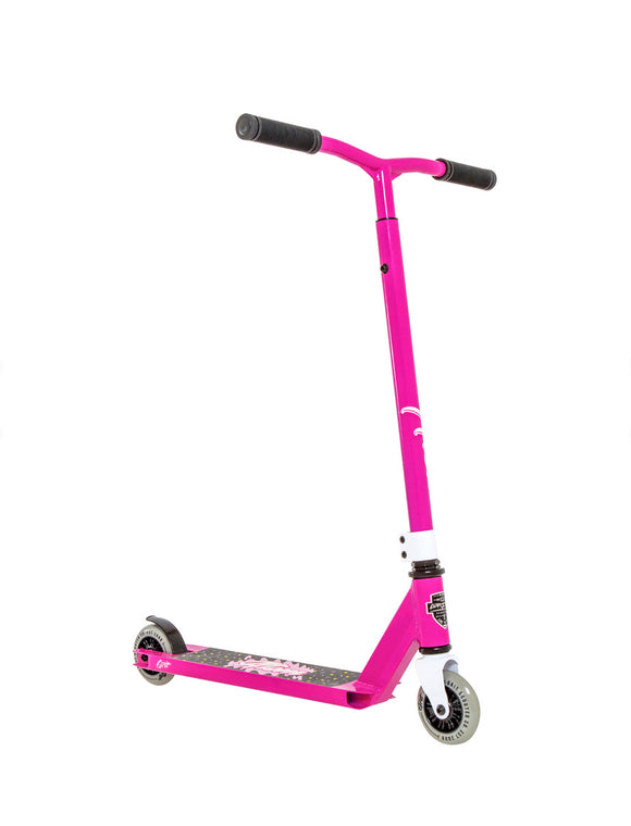 SCOOTER GRIT ATOM PINK 2 PC/ 2 HEIGHT BA