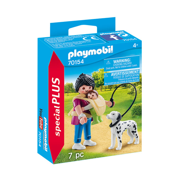PLAYMOBIL 70154 MOTHER AND BABY