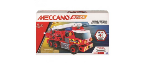 MECCANNO JUNIOR RESCUE FIRE TRUCK